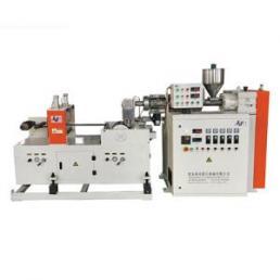 Laboratory cast film machine,automatic gauge control system